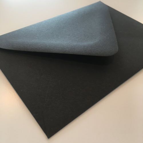 Black Licorice A1 Envelope