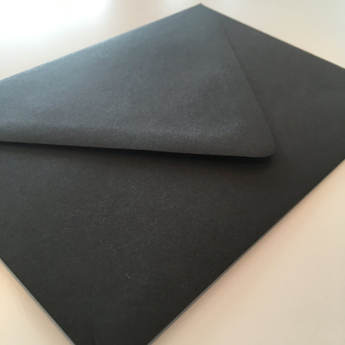 Black Licorice A7 Envelope