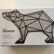 Bear Wall Hook or File Organizer