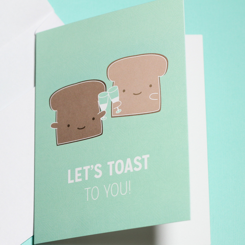 Let's Toast To You