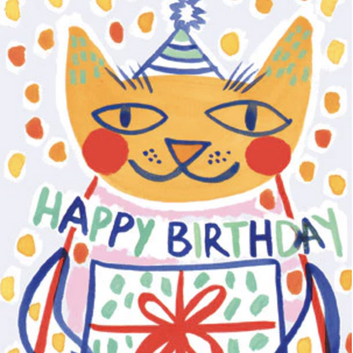 Happy Birthday (Cat)