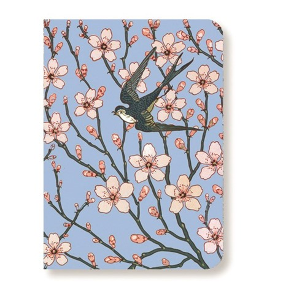 Almond Blossom Mini Notebook (3 Pack)