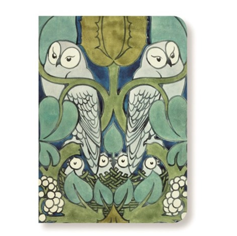 Owl Mini Notebook (3 Pack)