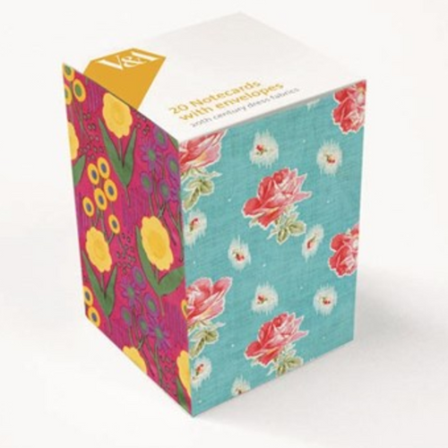 Bright Florals Notecards