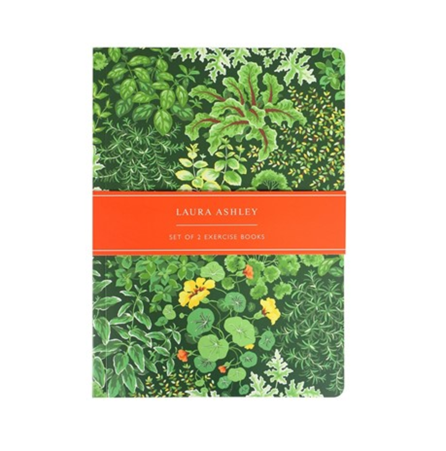 Living Wall Notebook (Set of 2)