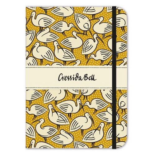 Ibis (Yellow) Notebook