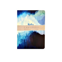 Abstract Blue (Set of 2)