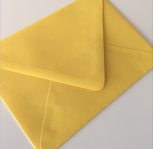 Lemon Drop A7 Envelope