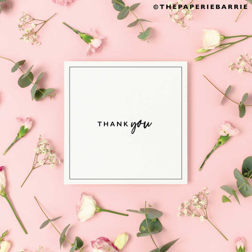 Thank You - Simple Sentiment