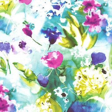 Watercolour Garden - 3-pack Wrapping Paper