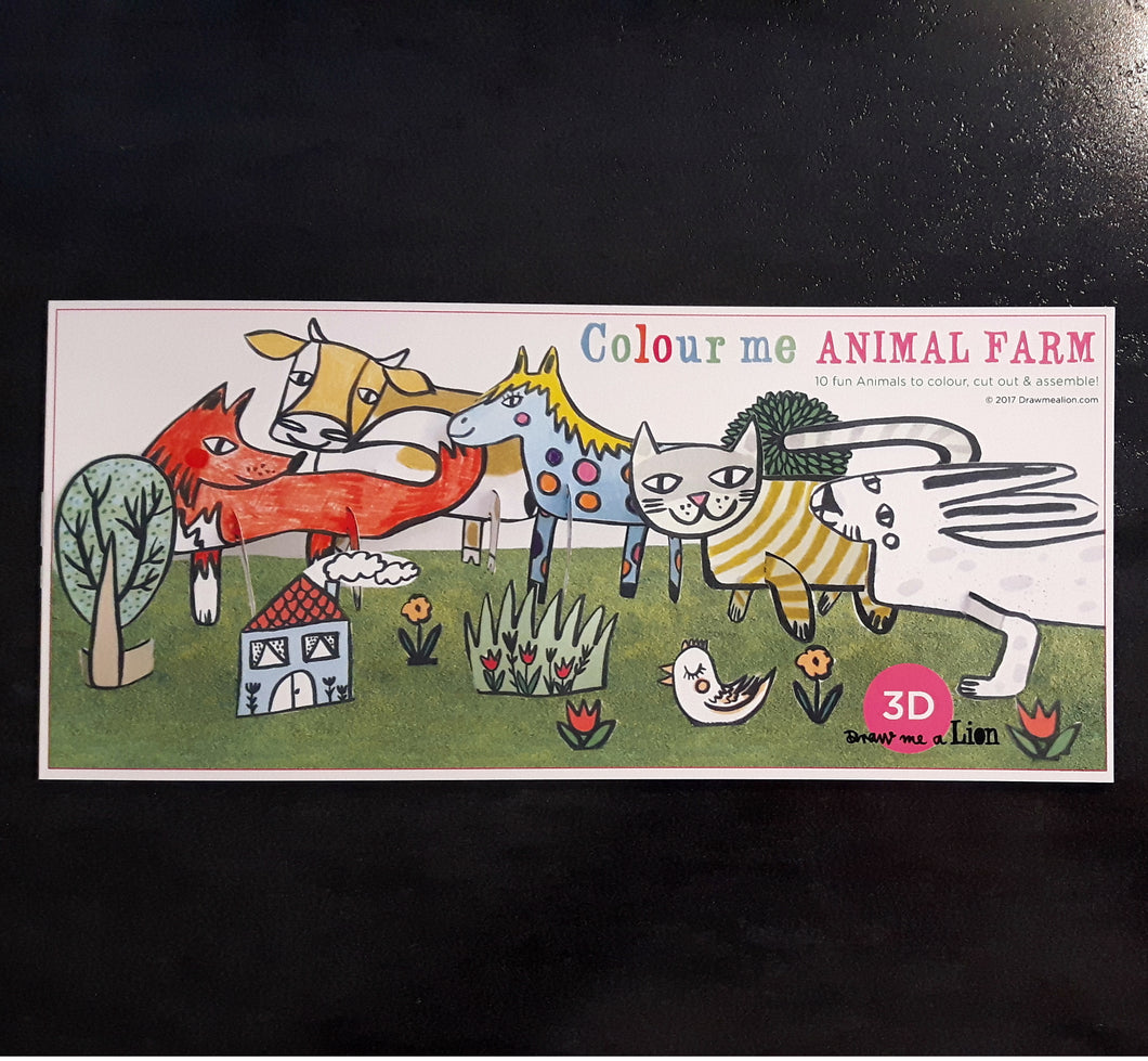 Colour Me, Animal Farm