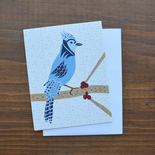 Blue Jay Card