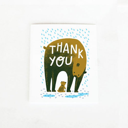 Thank You (Bears)