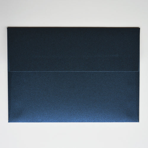 Lapis Metallic A1 Envelope
