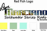 Marciano Saltwater Series Red Fish