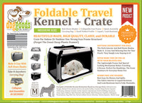 Portable Foldable Travel Dog Kennel Crate