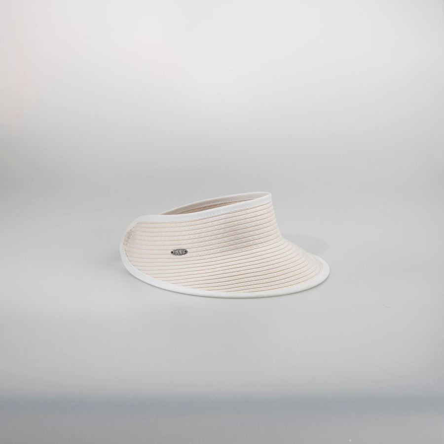 VICTORIA VISOR IN FABRIC