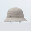CANADIAN HAT FASHION CODIE CLOCHE IN PAPER STRAW  2500 NATURAL MIX O/S