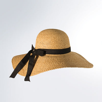 CANADIAN HAT  4400 NATURAL-BLACK O/S