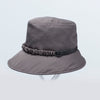 CLEMENTINE CLOCHE IN FABRIC GOLF  7900 GREY O/S