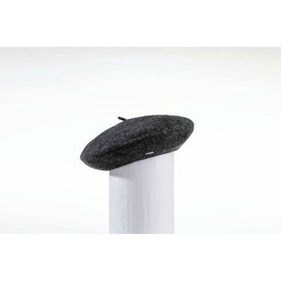 BILL - CLASSIC BERET HAT GOLF  2600 CHARCOAL 11.5