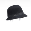 CLAUDE CLOCHE HAT GOLF  2100 BLACK O/S