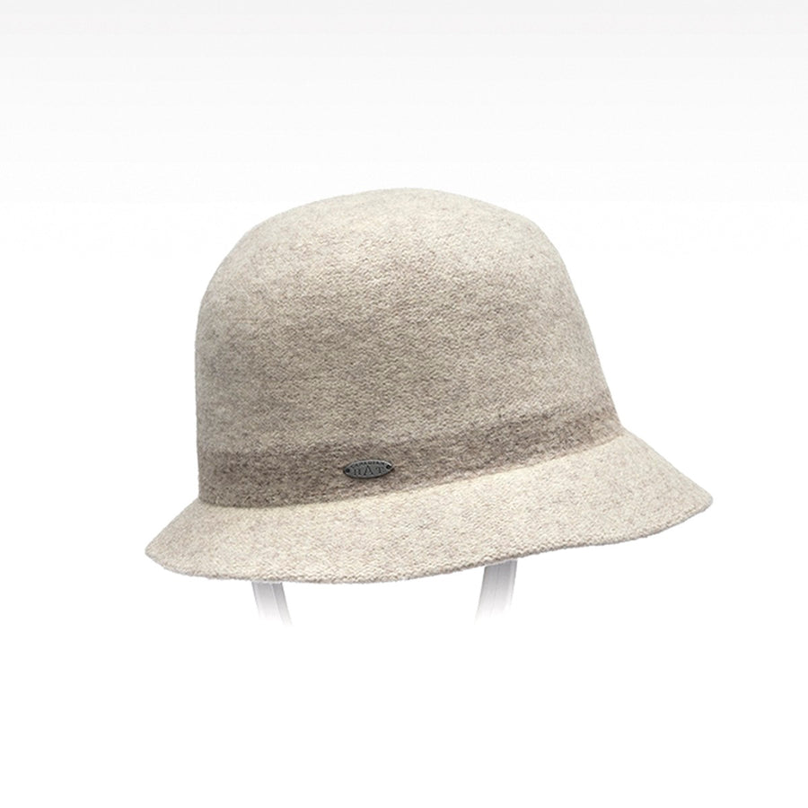 CLAUDE CLOCHE HAT
