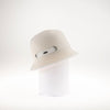 CANADIAN HAT WOMEN'S FASHION VICKY CLOCHE WITH RIBBON INSERT  4900 CREAM ADJUSTABLE