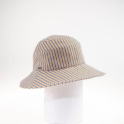 CANADIAN HAT  7275 YELLOW-WHITE-BLUE ADJUSTABLE