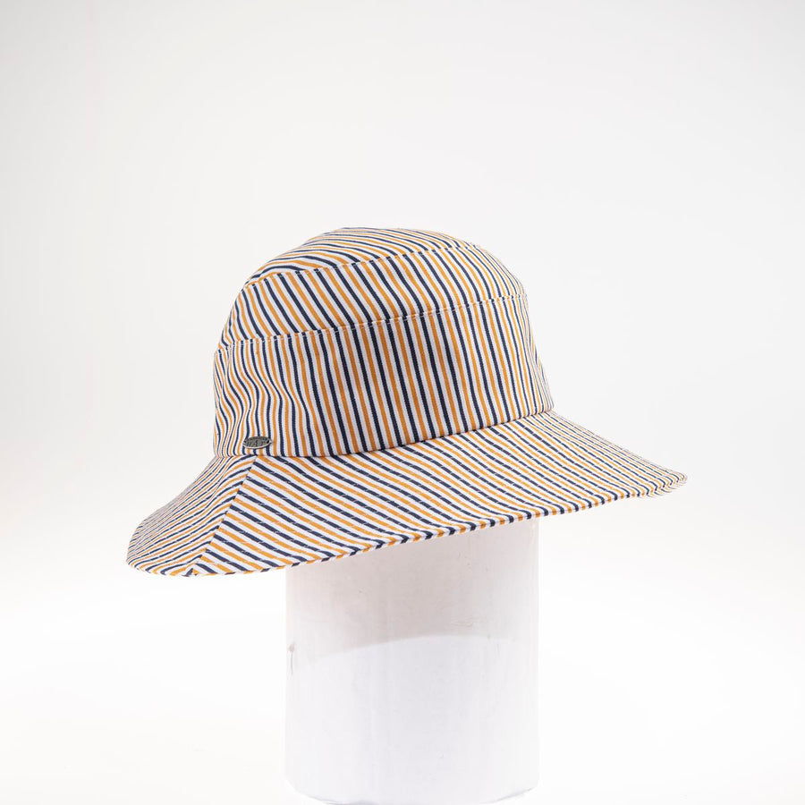 CAMIA COTTON CLOCHE HAT