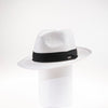 PANAMA HAT W/ RIBBON GOLF  7500 WHITE ADJUSTABLE