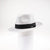 PANAMA HAT W/ RIBBON