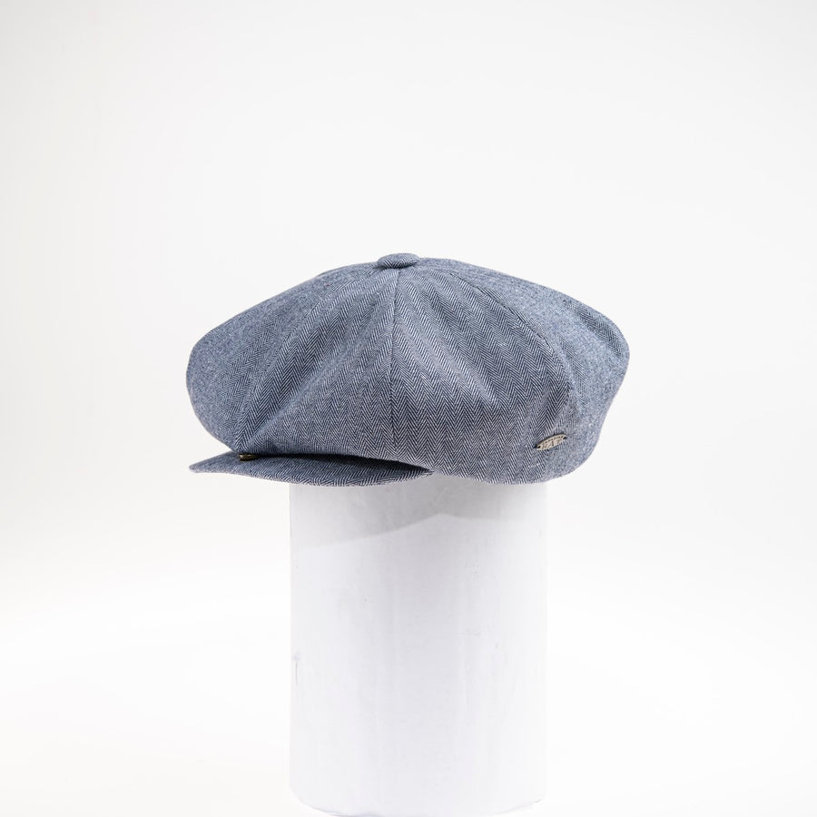 JOE NEWSBOY CAP GOLF  7900 GREY ADJUSTABLE