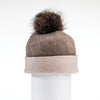 CANADIAN HAT  8300 COFFEE MIX-CASHMERE O/S