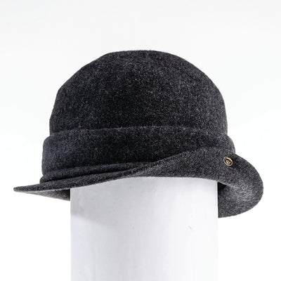 OKENA - ORMOS CLOCHE HAT WITH SIDE RISE