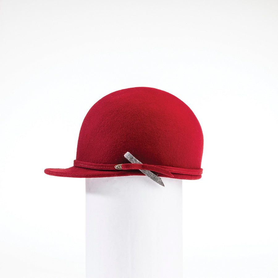 WILMA - WATERPROOF FELT CAP