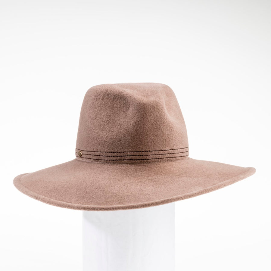 FAITH - FUR FELT FLOPPY FEDORA