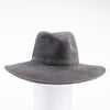 FAITH - FUR FELT FLOPPY FEDORA GOLF  7900 CHARCOAL 59