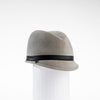 FALINE - FUR FELT CAP WITH LEATHER BAND GOLF  6600 SILVER 58