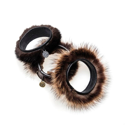 REUSED FUR BRACELET GOLF  1200 ASSORTED O/S
