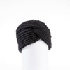 ANGORA TURBAN GOLF  2100 BLACK O/S