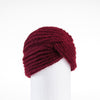 ANGORA TURBAN GOLF  3800 BURGUNDY O/S