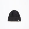 RECYCLED CASHMERE BEANIE GOLF  2100 BLACK O/S