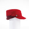 WINTER CAP GOLF  5800 RED O/S