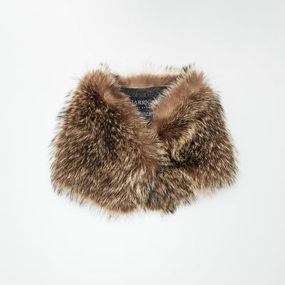 REUSED FUR TUBE GOLF  9500 RACCOON O/S