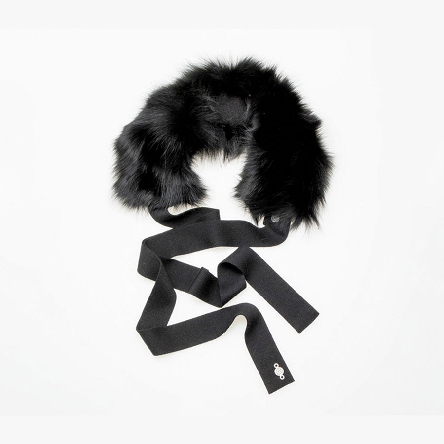REUSED FUR HEADBAND GOLF  1300 NORWEGIAN FOX O/S