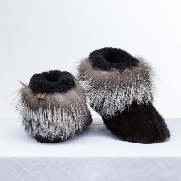 SLIPPERS BOOT