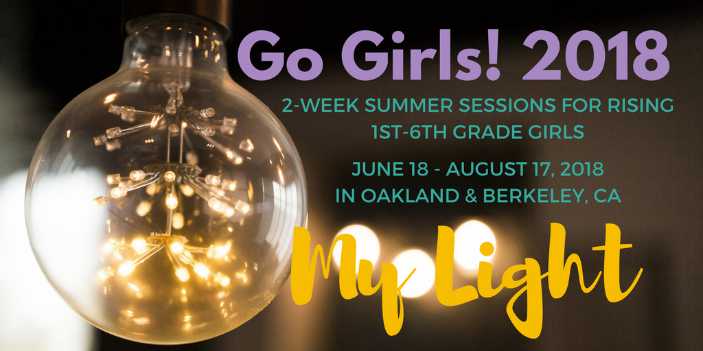 Go Girls! Summer 2018