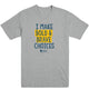 Bold and Brave Men's Tee