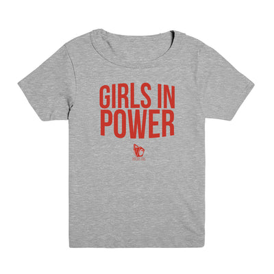 Girls in Power Kid's Tee